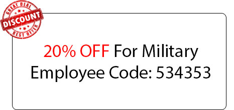 Military Employee Deal - Locksmith at Bedford, TX - Bedford TX Locksmith